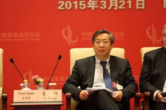 央行新行长易纲将于3月25日在中国发展高层论坛首秀