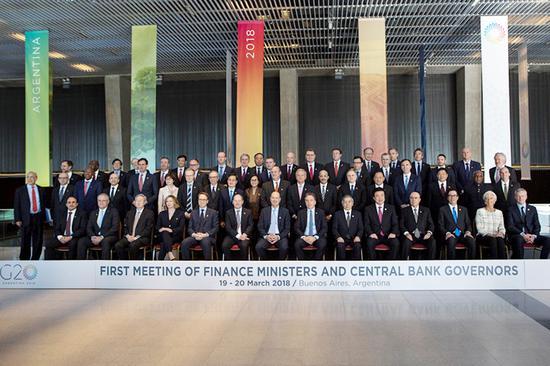 3月19-20日,二十国集团(G20)财长和央行行长会议在阿根廷布宜诺斯艾利斯举行。