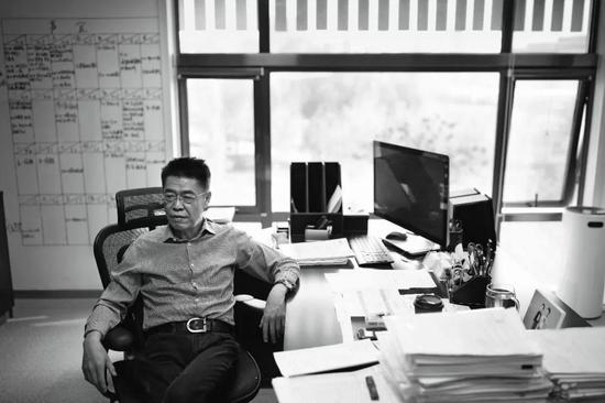 原乐视影业董事长兼CEO张昭:挣脱乐视 走出至暗时刻