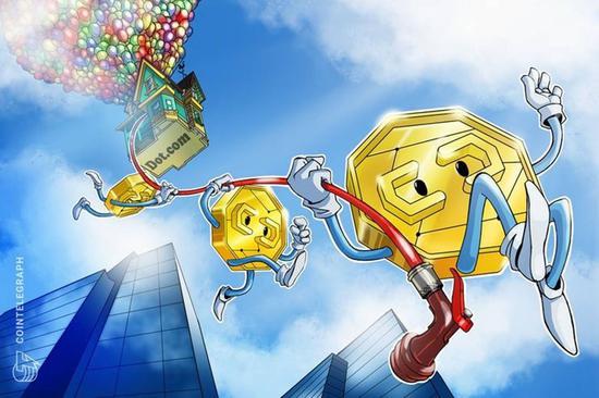 """""""非理性繁荣"""": 互联网泡沫和加密货币的对比分析"""