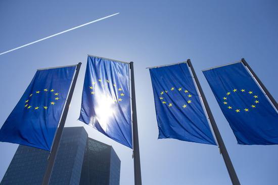 欧元区2月份贸易顺差扩大,因进口降幅超过出口