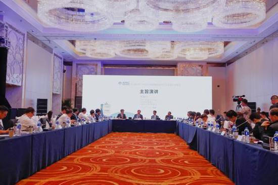 复星锐正资本董事长金华龙加入APEC中国青委会