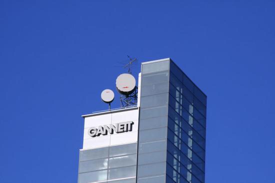 新媒体投资集团14亿美元收购甘尼特成最大报纸出版商