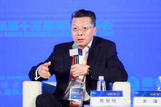 IBM大中华区陈黎明:外商投资法给企业吃了定心丸