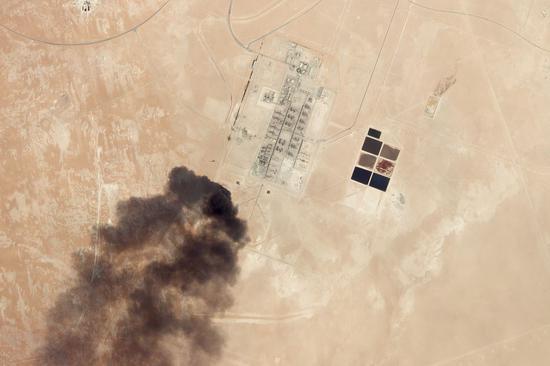 也门胡赛武装:沙特石油设施仍是袭击目标
