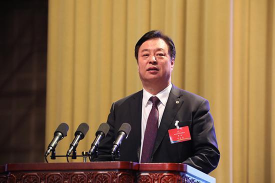 """可以赚钱的项目_刘化龙:未来将打造一个""""五化""""特征的中车"""