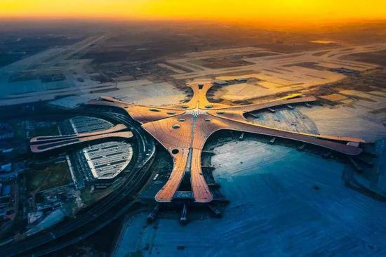 bbin被覆盖,北京大兴机场今日竣工:多家航空公司公布航线计划