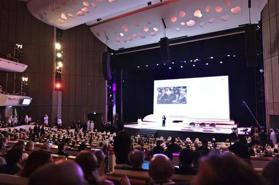 世界教育创新峰会开幕式
