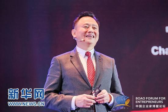 徐留平:红旗品牌向愿景目标阔步前进