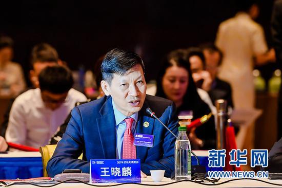 <b>王晓麟:汽车产业正在经历非常有意思的时刻</b>