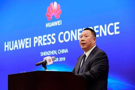 宋柳平:FCC禁购华为是受政治因