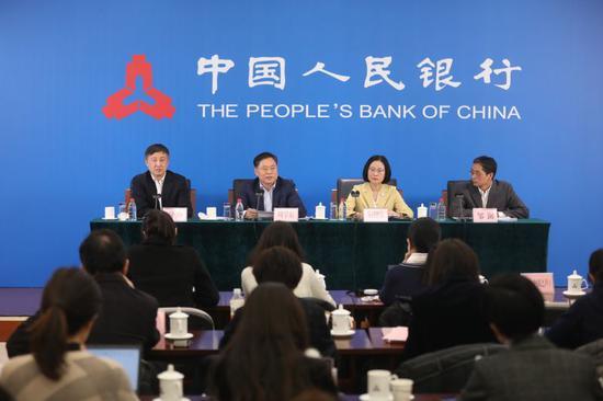 央行:银行体系流动性合理充裕 社会融资规模适度增长