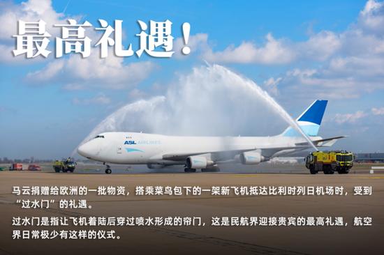 """各国""""高规格""""迎中国物资:巨无霸飞机自提 总理亲迎(图3)"""