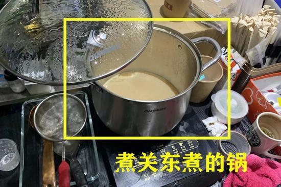 奶茶又出事:葉子与茶等多家奶茶店被查出后厨脏乱差.....