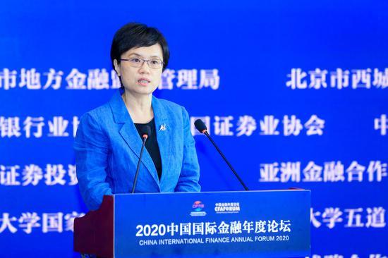 外汇局副局长郑薇:稳步扩大金融市场双向开放和互联