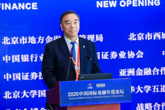 中国上市公司协会会长宋志平:做好四件事助力资本市场良好发展