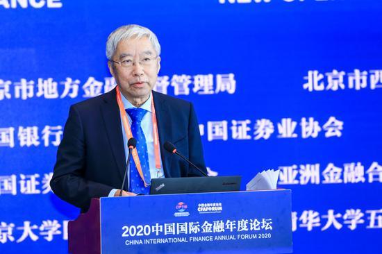 余永定:增加中国金融安全的根本途径是国内国际双循环发展新格局