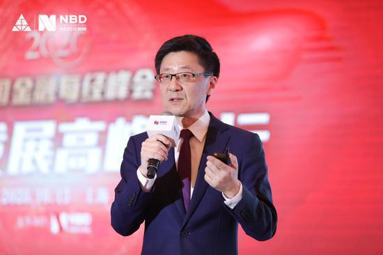 宜信公司CTO向江旭:母基金为中国科技创新提供长期资本