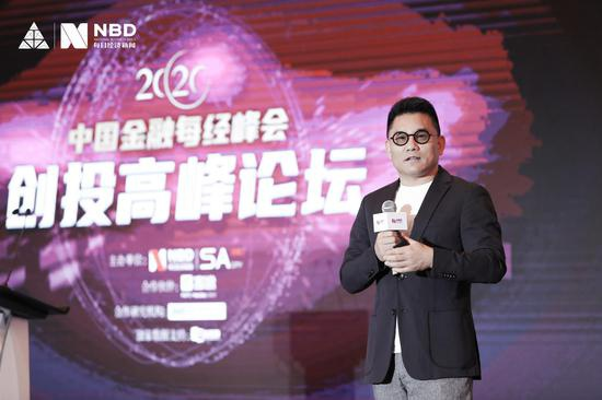 洪泰集团董事长盛希泰:科创、新经济潜力无限巨大