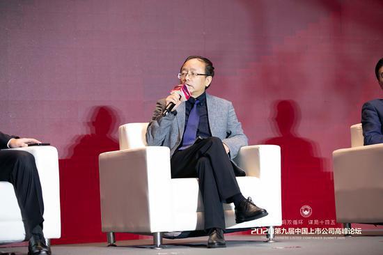 盛和资源胡泽松:稀土是新产业革命催化剂 参与竞争是企业责任