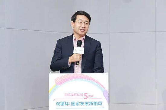 紫光股份董事长:中国高科技企业如何应对新变局