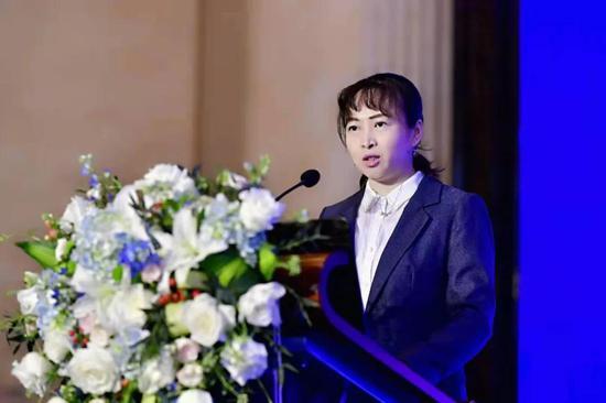 中基协黄丽萍:激发市场活力 进一步推动完善相关税收引导政策