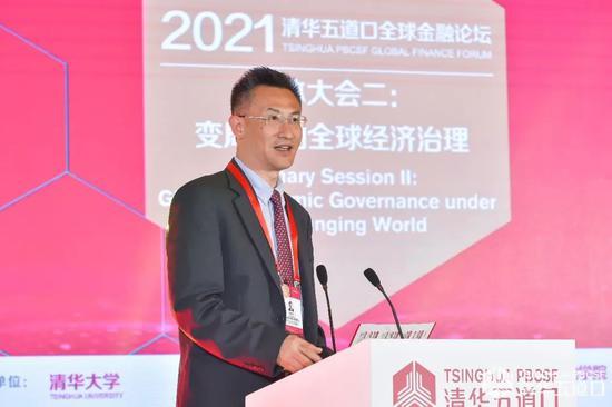 """朱民、陆克文、鞠建东共议:""""变局下的全球经济治理"""