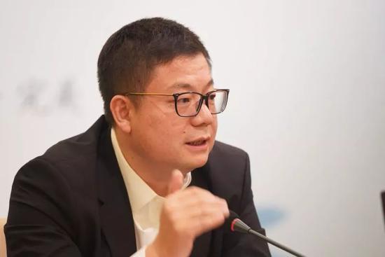 中国最帅的总裁是谁_绿城中国原行政总裁曹舟南