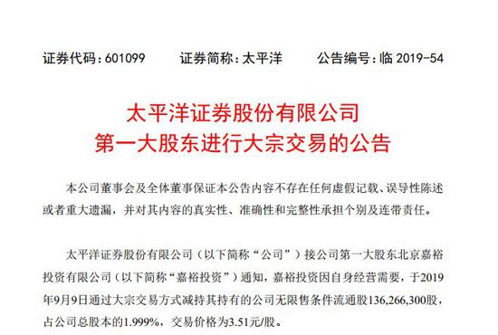 百樂門娱乐场,建信基金管理有限责任公司旗下110只基金2019年第3季度报告提示性公告
