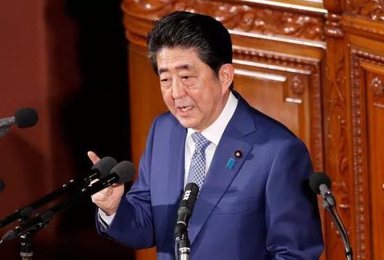 美国主导印太基建和中国主导一带一路 日本都想参与
