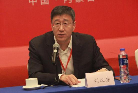 法学专家刘双舟