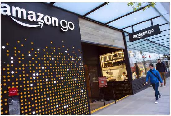 Amazon Go(亞馬遜無人超市)。