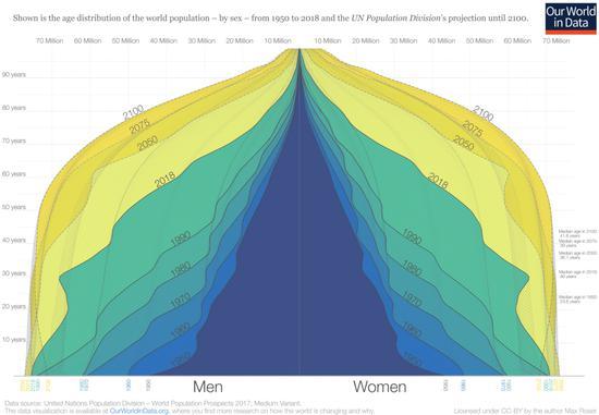 人口金字塔向什么转变_食物金字塔