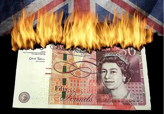 英国无协议退欧有何代价?英镑/美元恐重蹈2016年覆辙