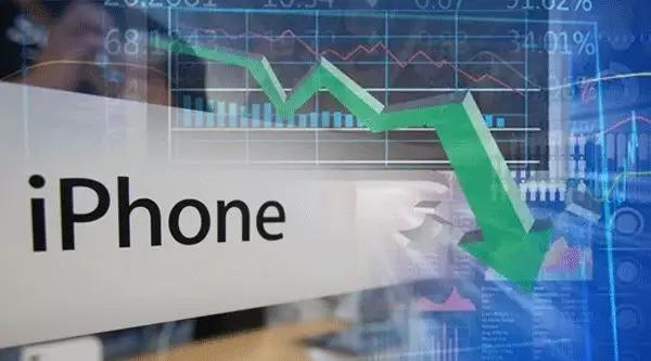 """在消费者心目中一向""""高冷""""的苹果手机也打折卖了!"""