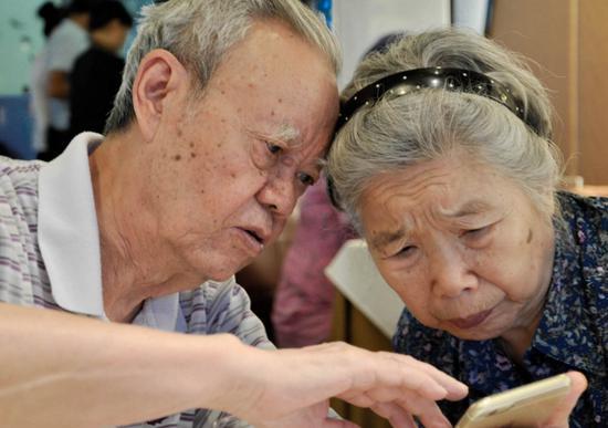 全球老龄化浪潮下中