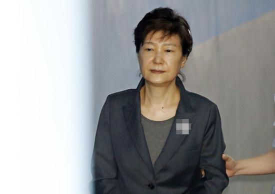 朴槿惠在最后一刻选择放弃上诉