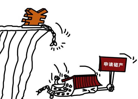 业绩亏损账户冻结、破产在即暴涨暴跌 腾邦国际危机重重