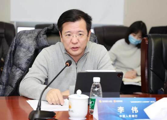 央行科技司李伟:做好数据治理 强化个人隐私保护