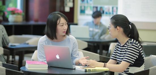 张晓燕:做我的学生