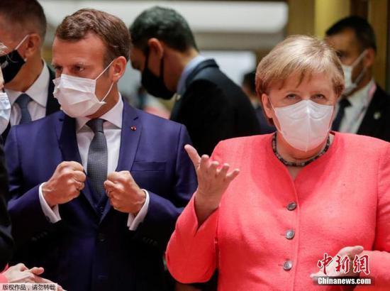 《【超越在线注册】欧盟就经济刺激方案争论不休 默克尔:谈判很困难》