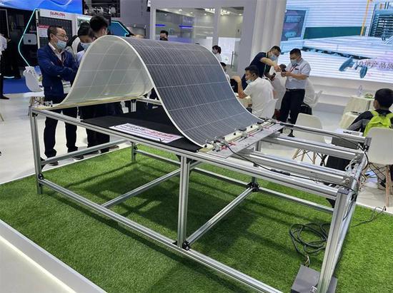 光伏黑科技正改变新能源版图 大批上市公司参与其中