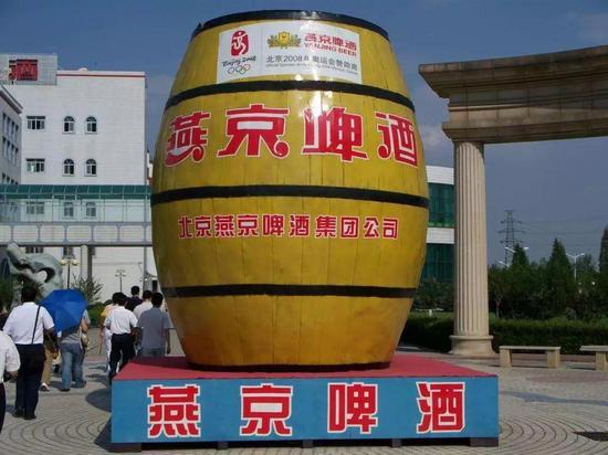 或许,燕京啤酒(000729.SZ)的补助结构,更能代表啤酒行业的正常情况。