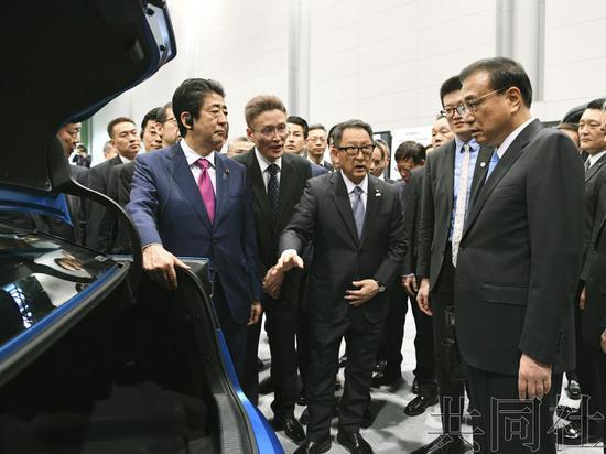 """中信证券:总理参观丰田 投资人的三大""""内心戏"""""""
