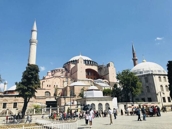 外乡人眼中的土耳其