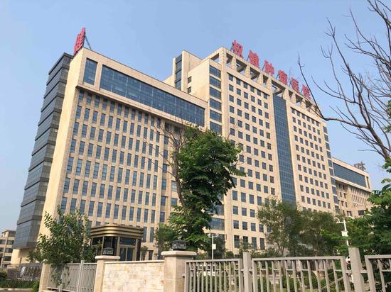 权健天津工厂曾恢复生产 相关产品网上仍有售