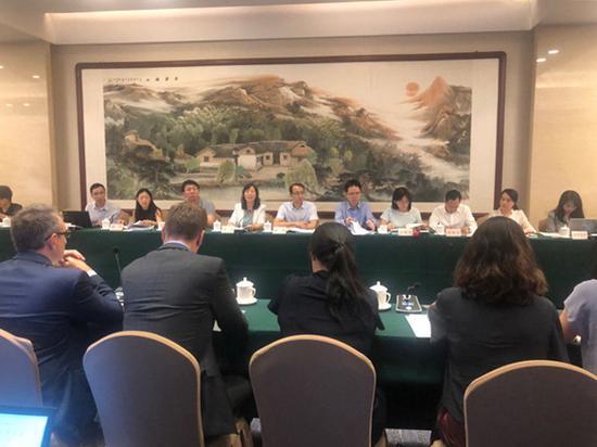 国家发改委组织召开优化营商环境条例征求意见座谈会