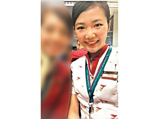 国泰航空:被捕女子非其员工 港媒曝称系前员工