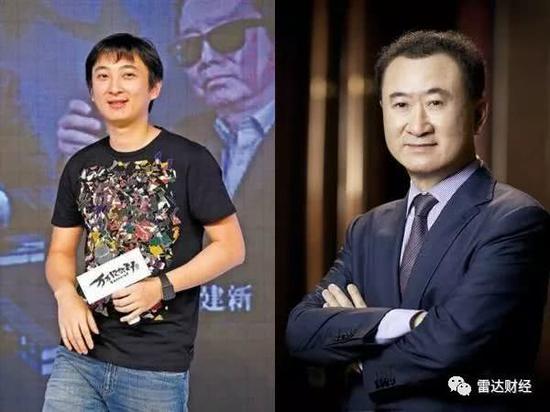 王思聪向左王健林向右:父与子 谁更技高一筹?