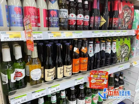 """啤酒上市公司PK:净利大增背后有何隐情 背靠""""顶流""""好乘凉?"""